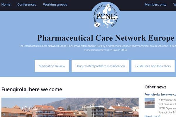 en unos dias se celebra en fuengirola el simposio de la pharmaceutical care network europe pcne