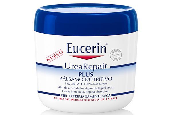 eucerin lanza su nuevo blsamo para pieles secas urea repair plus