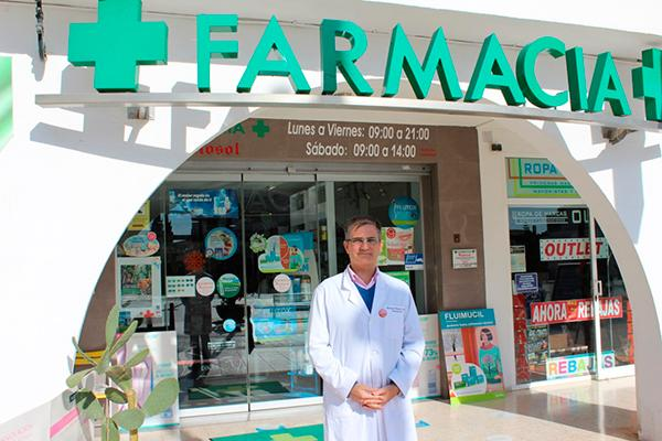 propongo un pacto por la estabilidad de la farmacia que garantice la sostenibilidad del modelo