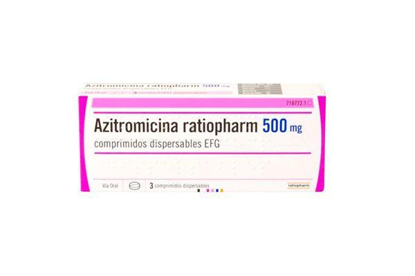 ratiopharm lanza azitromicina