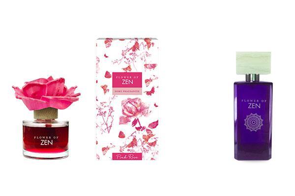 regala los perfumes de autor flower of zen y las fragancias infantiles mimitos