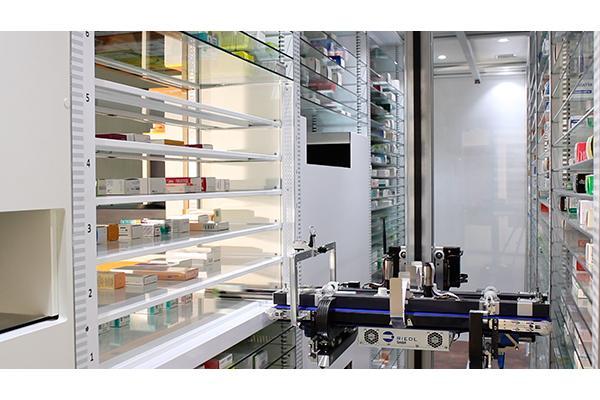 robotizacion y farmacia la necesidad de automatizar el trabajo tras nuestro mostrador