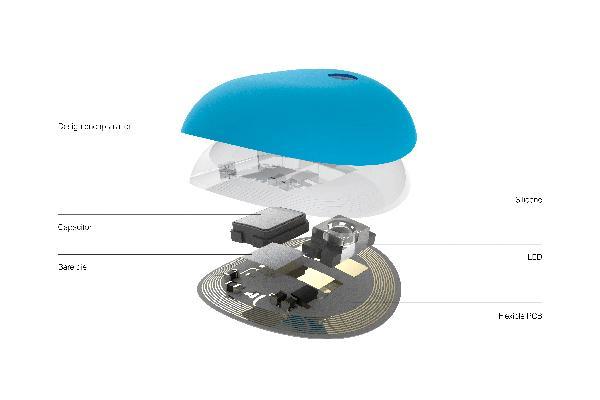 la rocheposay presenta el primer sensor de rayos uv electronico