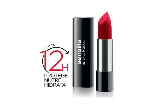 sensilis nos presenta su nueva gama intense matte lipstick