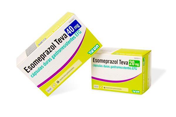 teva lanza tres nuevos medicamentos genericos para reforzar su linea gastrointestinal