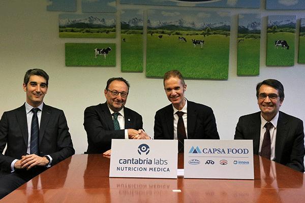 capsa foodnbspy nutricin mdica a la bsqueda de nuevas frmulas nutricionales