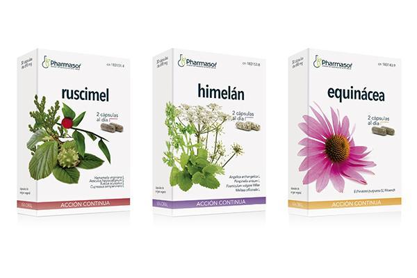 capsulas de accion pharmasor innovacion en plantas medicinales