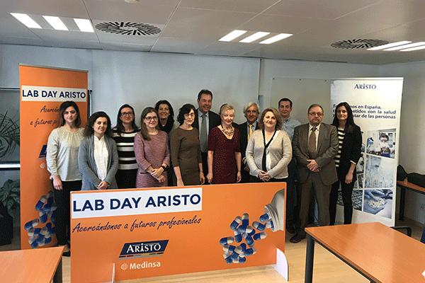 crece lab day la iniciativa de aristo farma