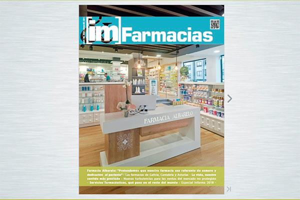 ya esta disponible la revista im farmacias n 82