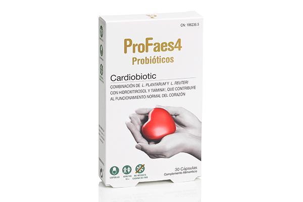 faes farma saca al mercado profaes4 cardiobiotic