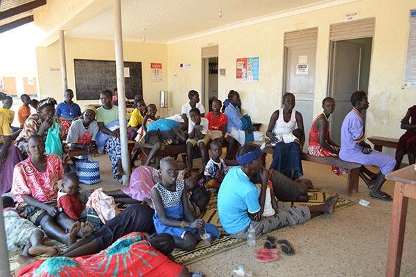 farmamundi asiste a los refugiados congoleos