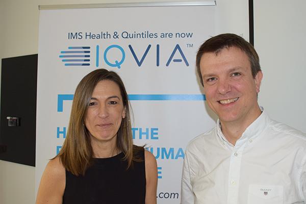 iqvia estima que el mercado farmaceutico comunitario crecera al 12 en 2018