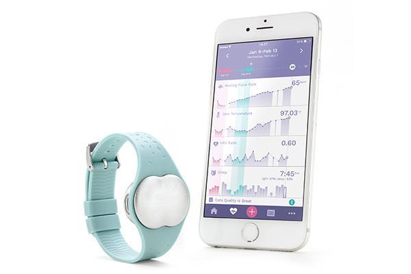 la nueva pulsera de ava ayuda a confirmar la ovulacion