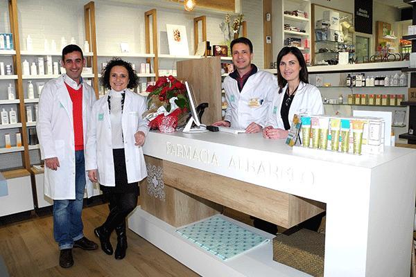 pretendemos que nuestra farmacia sea referente de esmero y dedicacin al paciente