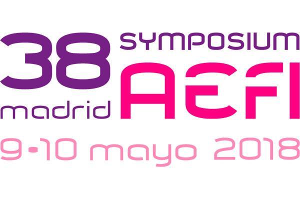 el 38 symposium de la aefi calienta motores