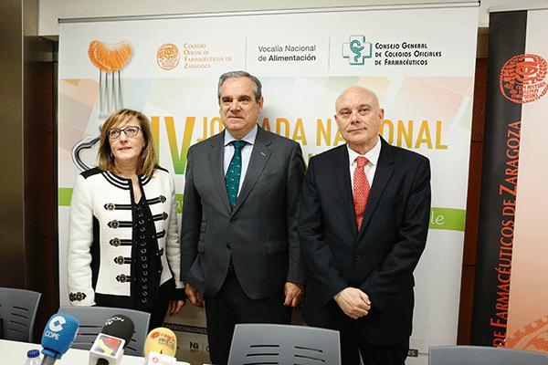 zaragoza acoge la iv jornada nacional de alimentacion