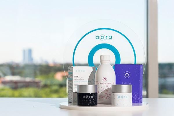 aora health productos de ultima generacion en infarma 2018