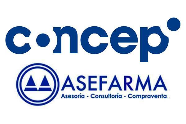asefarma y concep se unen para ofrecer mas servicios al farmaceutico
