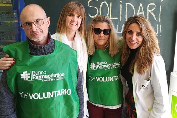 la 11 campana de medicamentos solidarios supera el objetivo