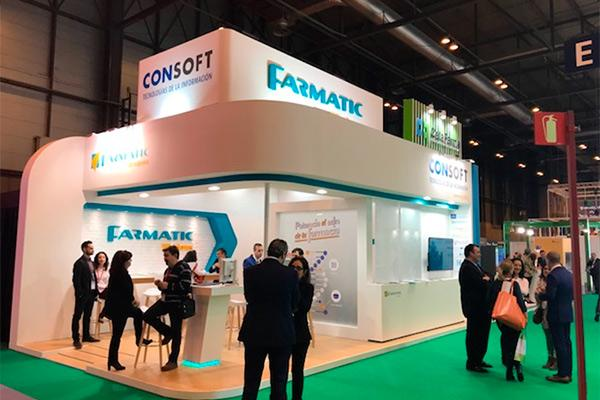 consoft presenta su software en infarma 2018