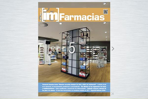 ya esta disponible la revista im farmacias n 83