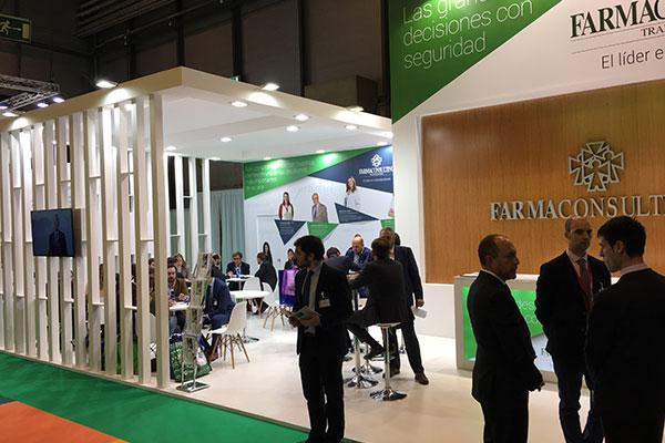 exito de las conferencias one to one de farmaconsulting en infarma 2018
