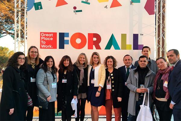 iqvia una de las mejores empresas para trabajar en espana