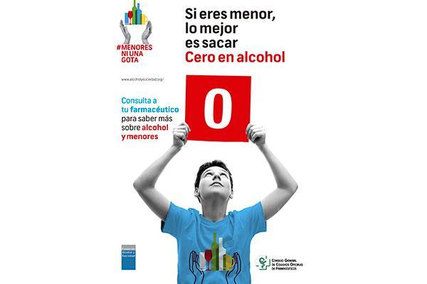 prevenir el consumo de alcohol en menores objetivo de las farmacias jiennenses