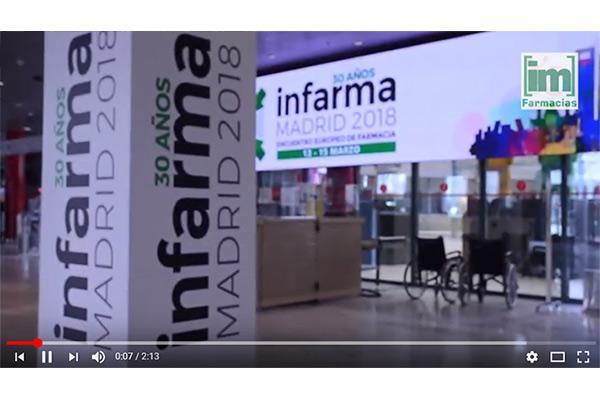 el primer video de infarma 2018 ya esta en nuestro canal de youtube  nbsp