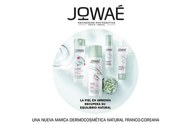 recupera la armonia natural de tu piel con jowae