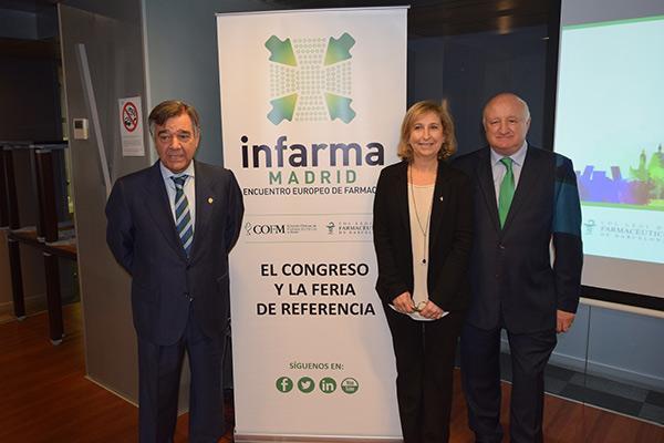 todo a punto para infarma madrid 2018