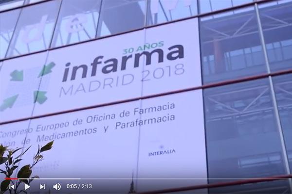 los videos de infarma 2018 ya estn en nuestro canal de youtube