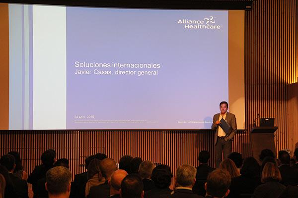alliance healthcare presenta sus soluciones reales para la industria