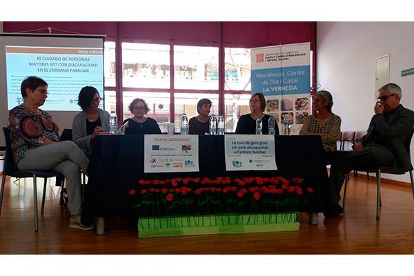 alphega participa en una jornada dedicada a los cuidadores no profesionales