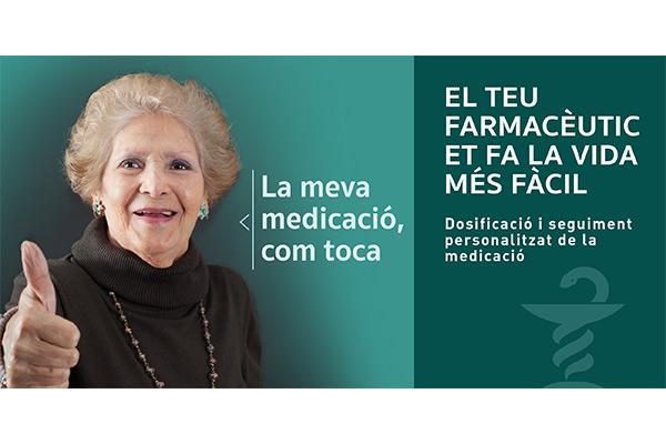 el cof de barcelona da a conocer el servicio de dosificacion y seguimiento personalizado de la medicacion