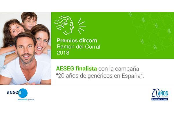 una iniciativa de aeseg finalista en los premios dircom