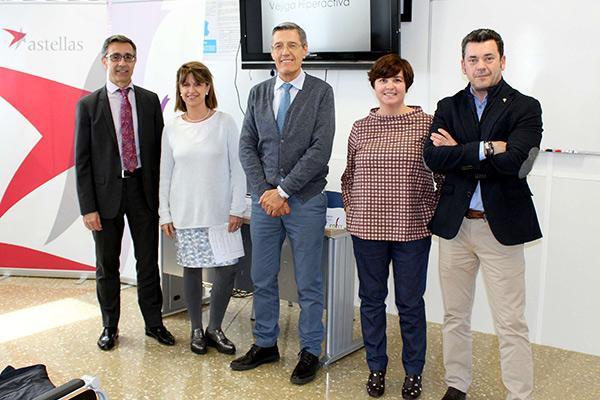 el cof de ciudad real imparte un curso sobre el sindrome de vejiga hiperactiva