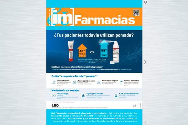 ya est disponible la revista im farmacias n84
