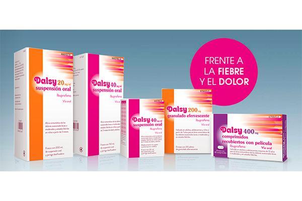 un error en el prospecto de dalsy provoca su desabastecimiento en las farmaciasnbsp