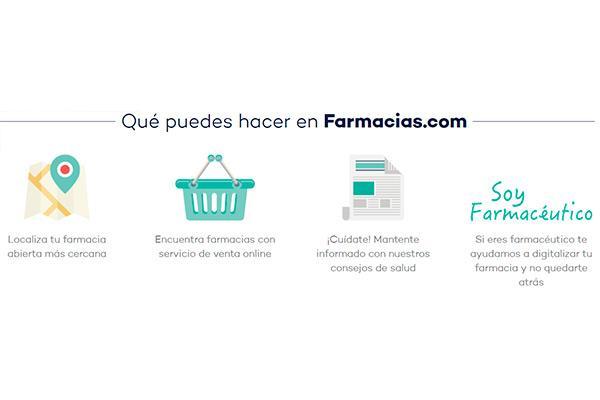 farmaciascom la solucion digital que conecta a farmacias y usuarios