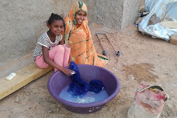 fsfe envia medicamentos a los campos de refugiados saharauis