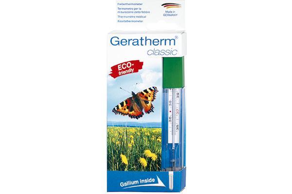 geratherm classic mide la temperatura con total precision