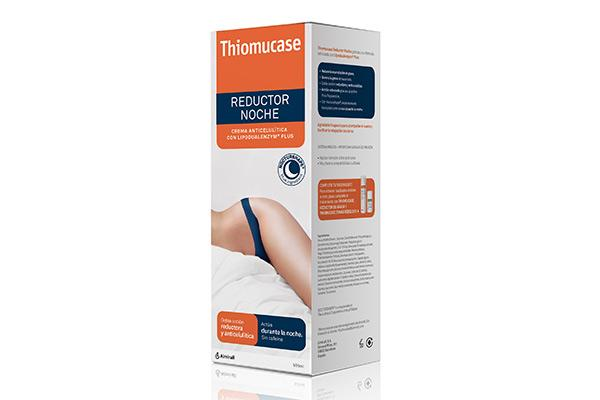 thiomucase reductor noche accion reductora y anticelulitica