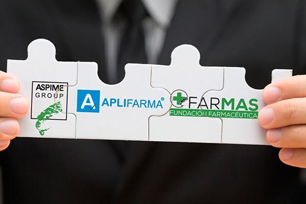aspime y farmas firman un acuerdo de colaboracion con aplifarma