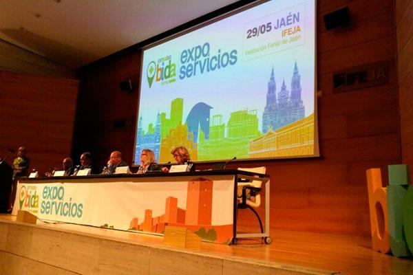 bidafarma presenta sus servicios profesionales a las farmacias de jaen