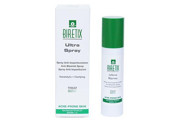 biretix ultra spray lo ltimo para reducir las imperfecciones