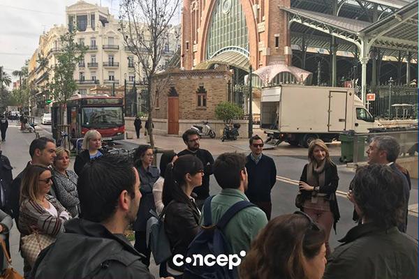 concep inspira a los farmaceuticos de valencia en su primer retail tour