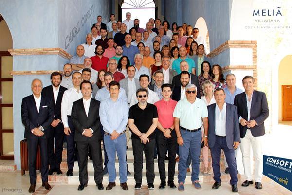 convencion anual del canal de distribucion consoft