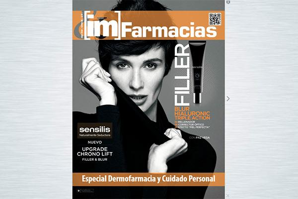 ya esta disponible la revista im farmacias n85