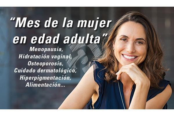los farmacuticos alicantinos se actualizan sobre la mujer en edad adulta y la menopausia